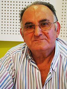 Victor Lopes - artesão das Caldas da Rainha e membro da Confraria do Príapo